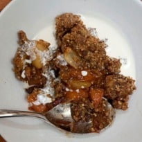 Readers' Recipe Swap: Crumbles