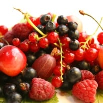 'Benefits of Some Berries Don't Get Past Mouth'
