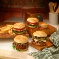 The Burger Bustle