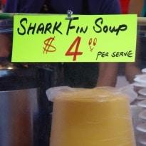 No Shark Fin Soup Please, Singapore's Going Green