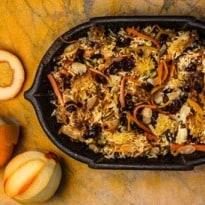Persian Jewelled Rice Recipe