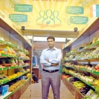 Meet the Man Who Purifies Your Vegetables