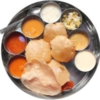 Taste Test: The Navratri Thalis