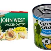 Tinned Food Can't Replace Fresh - But it can be Just as Good