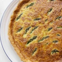 How to Make the Perfect Asparagus Tart