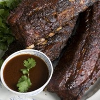 Secret to Great Barbecued Baby Back Ribs at Home