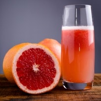 Grapefruit Juice Boosts Cancer Drugs' Efficacy