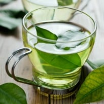 Drink Green Tea to Get Rid of Smoking Addiction
