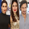 Saif and Kareena in a Film on Nutrition