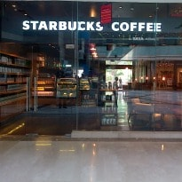 Starbucks Opens its First Store in Gurgaon
