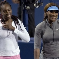 Serena and Venus Test Their Culinary Skills