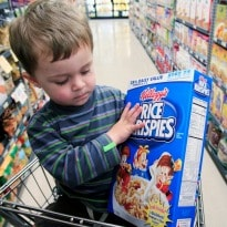 Kellogg's Profit Rises But Breakfast Struggles