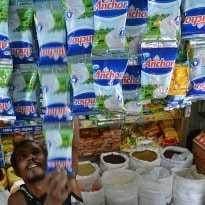 New Zealand Dairy Giant Faces New Milk Scare in Sri Lanka