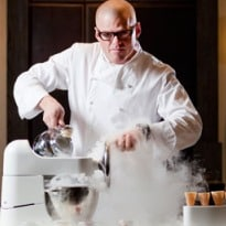 Heston Blumenthal Served up Another Michelin Star for Dinner