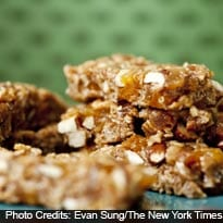 Granola Bars, Unwrapped