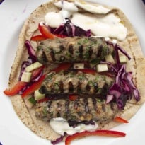 How to Eat: Kebabs