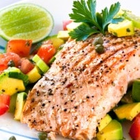 Check Prostate Cancer: Eat More Fish, Vegetables, Avoid Meats