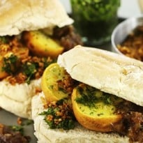 Vada Pav Sandwich Recipe