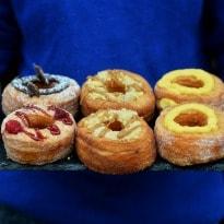A Crodough With Your Tea? London Eats up New Baking Craze