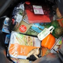 Food waste report shows UK families throw away 24 meals a month