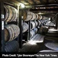 Make it whiskey barrel, Neat