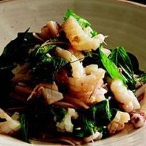 Neil Perry's Thai-style squid salad recipe