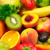 Fruits & veggies that make your skin glow