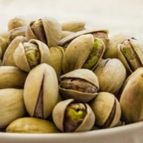 To Control Cholesterol, Turn to Pistachios