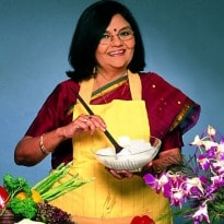 Tarla Dalal, India's most celebrated chef, passes away
