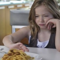 Is your child a fussy eater? Here's what NOT to say