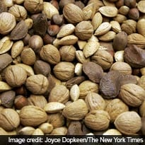 Almonds Joy?