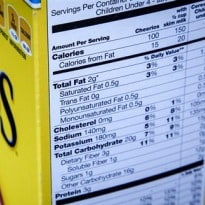 Finally, Food Labels on Nutrition Facts Will Get a Makeover