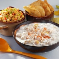 Now order delectable Chandni Chowk food online
