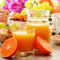 Healthy treats for breakfast