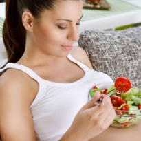 A diet to get you back in shape post pregnancy
