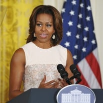 Michelle Obama to call for nutrition label changes