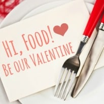 valentines day love quotes for every foodie