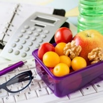 4 Tips For Healthy Snacking At Work