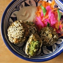 How to cook the perfect falafel