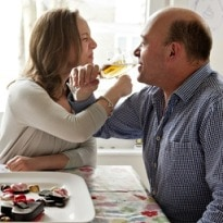 Valentine's Day food: how to get your partner's pulse racing