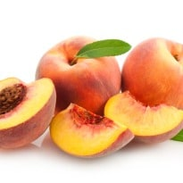 Peaches Can Inhibit the Growth Of Breast Cancer