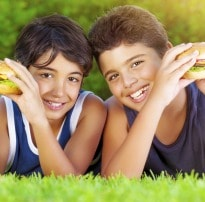 Unhealthy Snacking After Sports Training Leads to Obesity