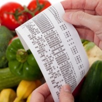 Higher food costs probably pushed inflation up in March