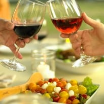 A Little Wine Might Help Kidneys Stay Healthy