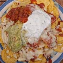 How to eat: nachos