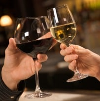 3 Glasses of Wine Can Lead to Overeating
