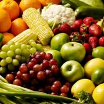 Eat 5 Portions of Fruits and Veggies for a Better Heart
