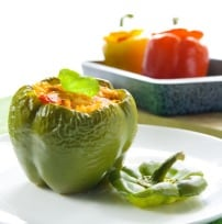 The Virtues of Green Bell Peppers