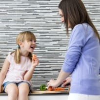 Eat With Your Kids for Their Well-Being