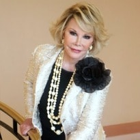 Joan Rivers Pens Introduction for Jewish Cookbook With a Side Order of Jokes